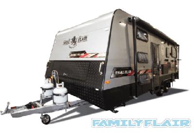 Family Flair - family caravan