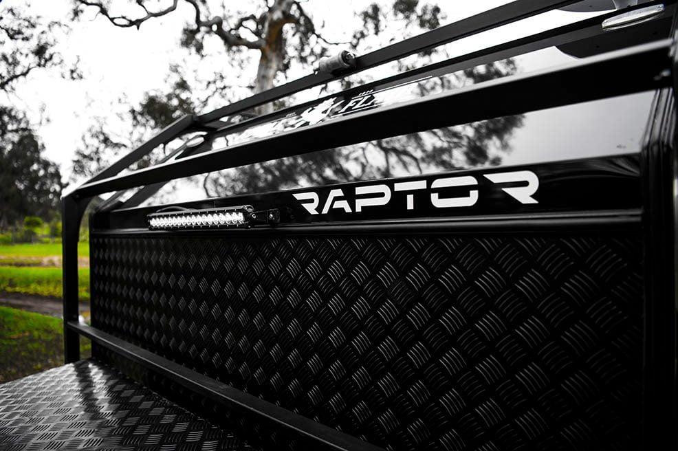 Raptor Optimised