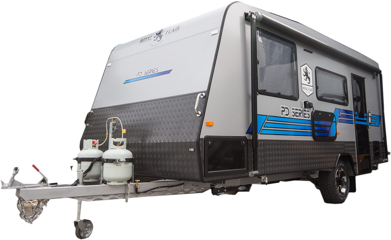 PD series - family caravan