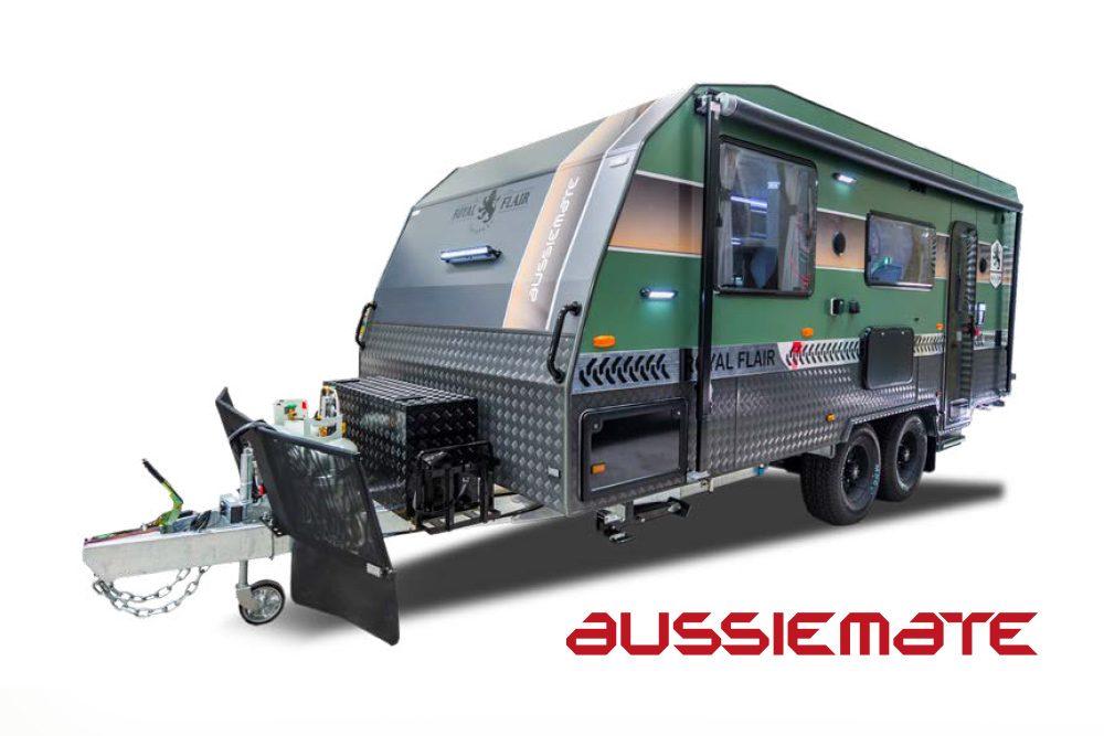 aussiemate -off road caravan