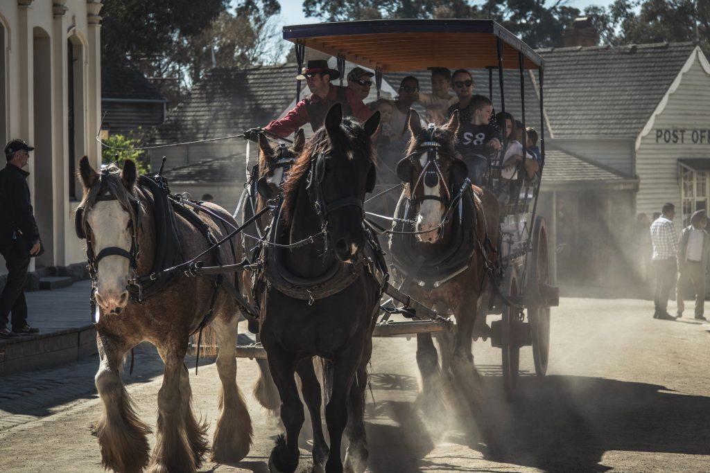 ballarat caravan trips