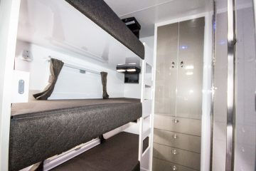 family caravans with bunks