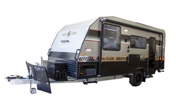 Best off road caravan