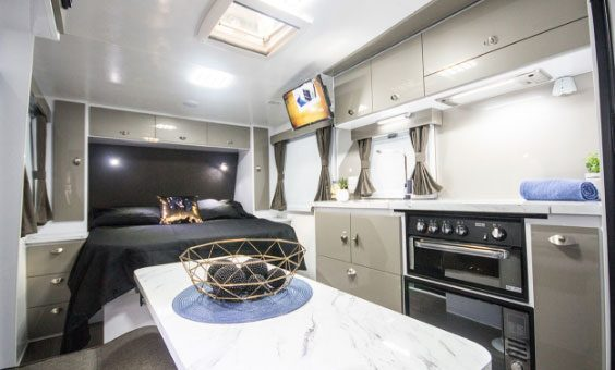 family caravans for sale