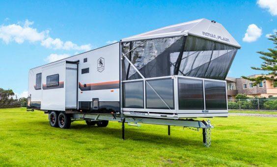 family caravans melbourne