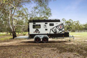 advantages of off road caravans